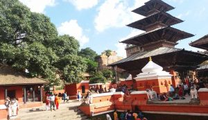 Kumbheswor Temple in Patan