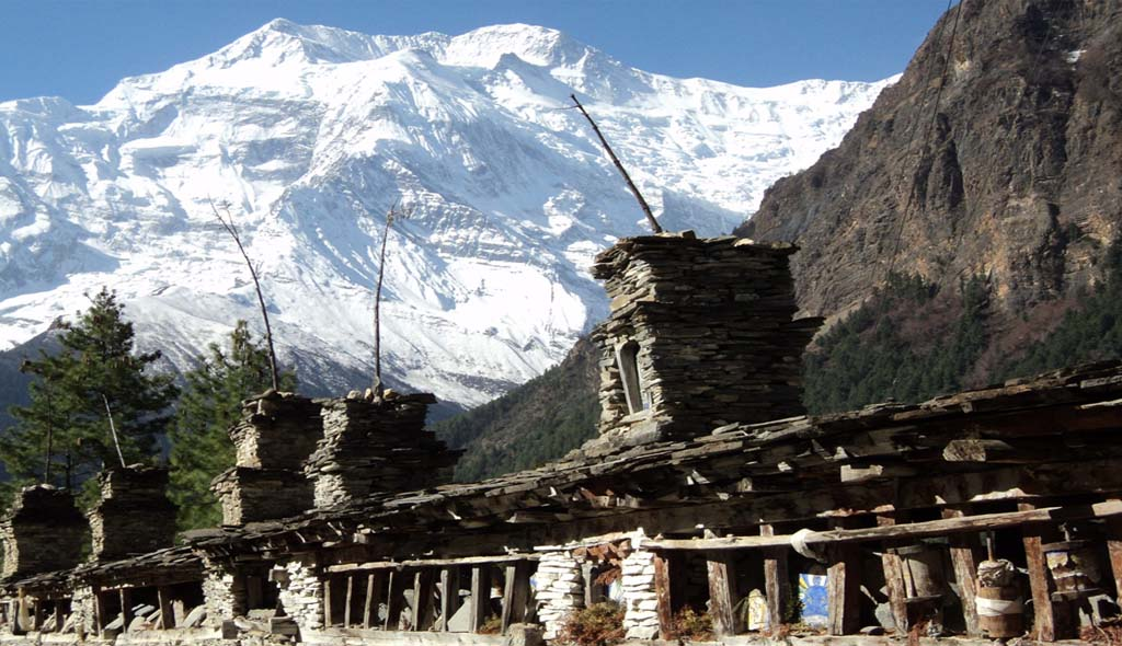 Manang Annapurna Nepal