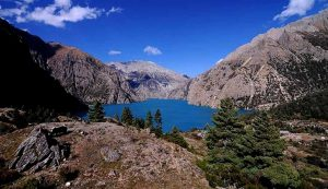 Phoksundo Lake Dolpo